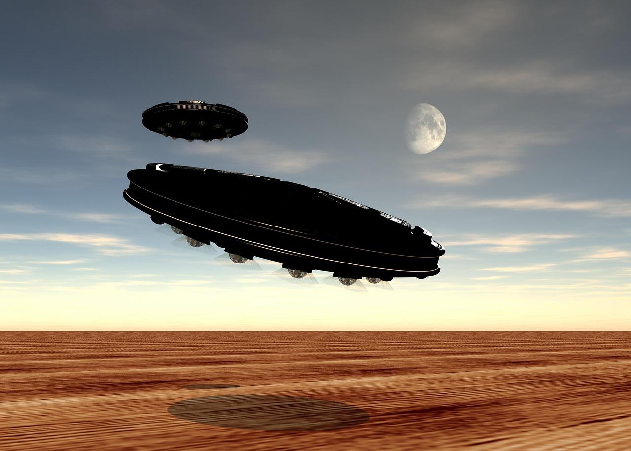 UFO vagyok a játszótéren