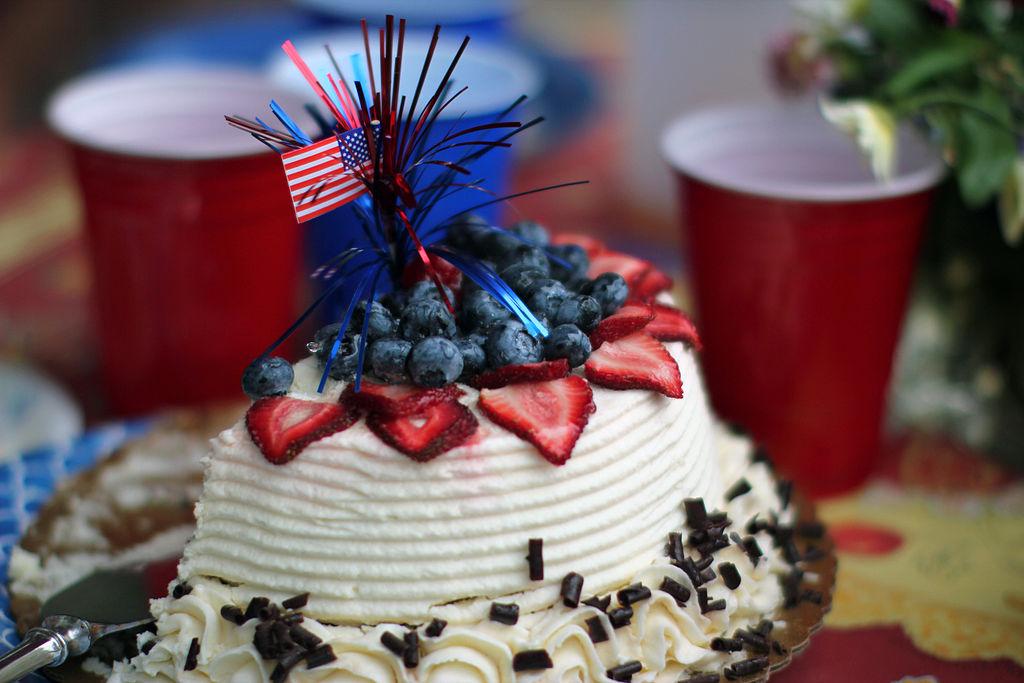 Éljen július 4., avagy amerikai angol, gyerekeknek